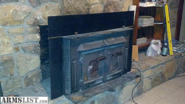 Armslist For Sale Trade Buck Stove Insert