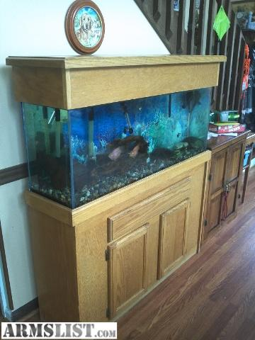 ARMSLIST - For Sale/Trade: 60 Gallon Very Nice Fish Tank
