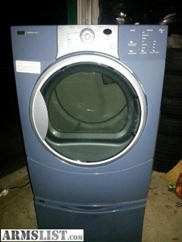 ft super capacity gas dryer w optional pedestal for sale or preferably trade this dryer sold for 4 years ago