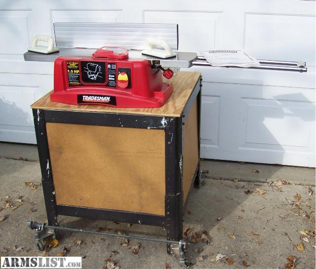 Armslist For Trade 6 Jointer With Stand