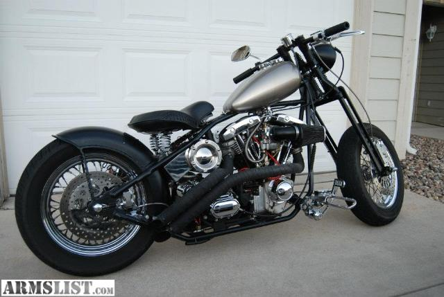 armslist for sale trade custom bobber for sale or trade. Black Bedroom Furniture Sets. Home Design Ideas
