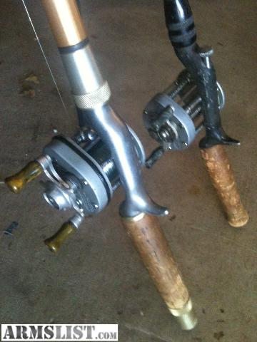 Armslist For Sale Antique Fishing Rods Reels