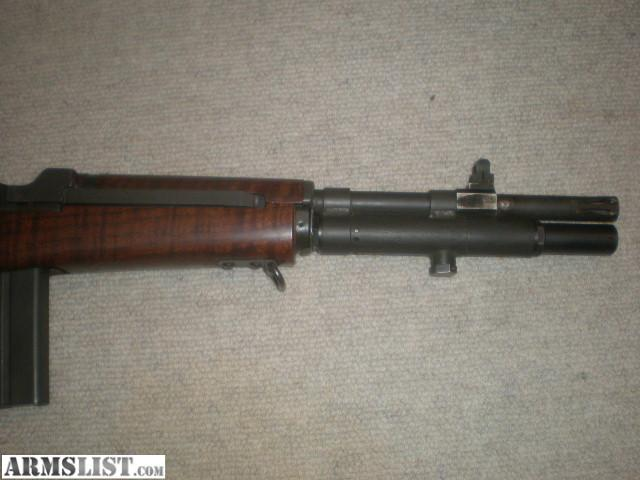 ARMSLIST - For Sale: M14 K-Gun