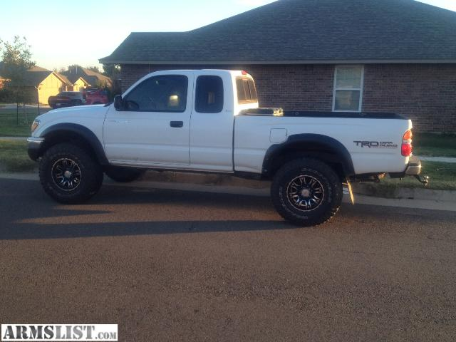 armslist for sale trade 2001 toyota tacoma trd off road. Black Bedroom Furniture Sets. Home Design Ideas