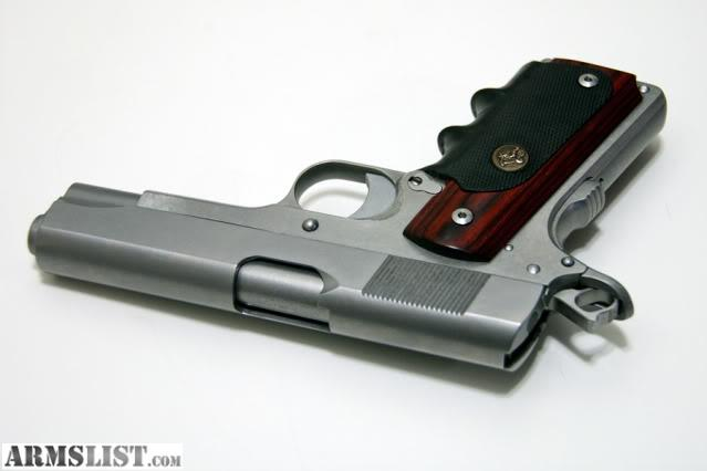 ARMSLIST - Want To Buy: 1911 Frame 80% project