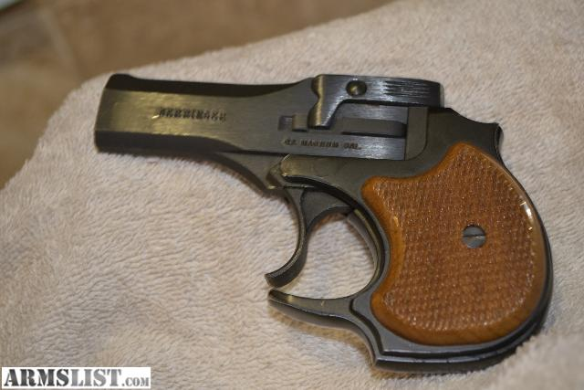 how to make a 22 derringer