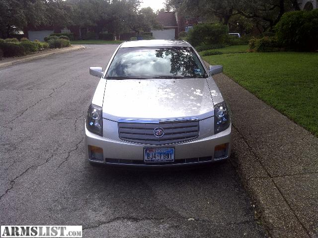 armslist for sale trade cadillac 2003 cts mileage 66 500 silver. Black Bedroom Furniture Sets. Home Design Ideas