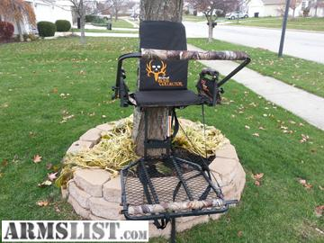 Armslist For Sale Bone Collector Hang On Tree Stand