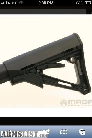 Armslist For Sale New Black Magpul Furniture Set