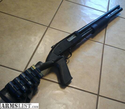 ARMSLIST - For Sale/Trade: Tactical/home defense shotgun