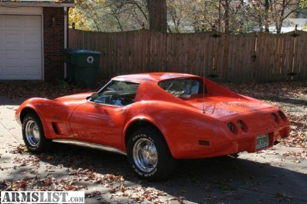 1975 Corvette For Sale Craigslist | Autos Weblog