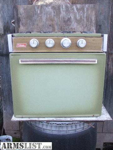 For Sale: Propane Range Oven