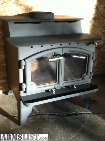 Armslist For Sale Trade Lopi Wood Burning Stove W Complete Chimney System