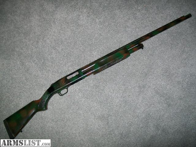 ARMSLIST - For Sale: Mossberg 500 12 Gauge camo Shotgun