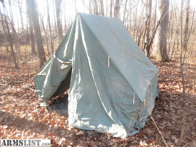 For Sale army / boy scout tents & ARMSLIST - For Sale: army / boy scout tents