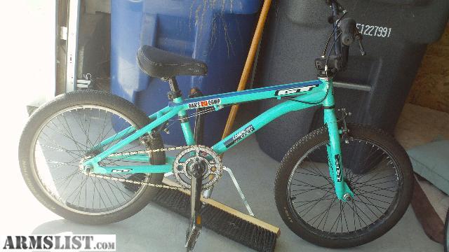 Armslist For Sale Trade Dan S Comp Gt Performance Bmx Bike