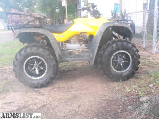 armslist for sale trade 2006 honda rancher 4 wheeler. Black Bedroom Furniture Sets. Home Design Ideas
