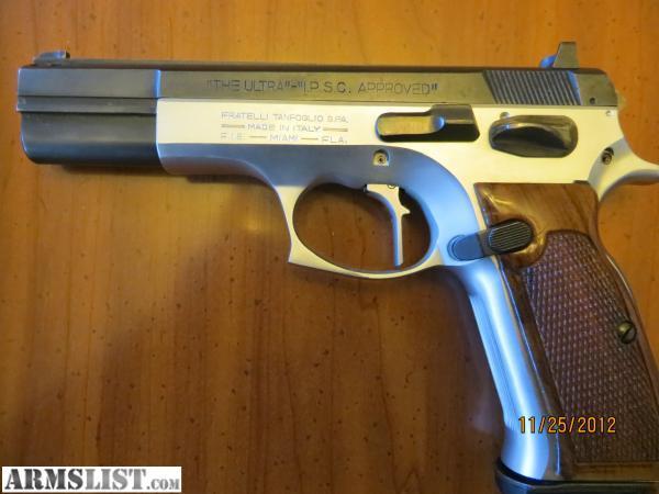 תוצאת תמונה עבור tanfoglio flat trigger