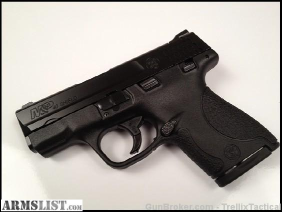 M And P Shield 40 ARMSLIST - Want To Buy...
