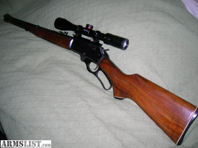 MARLIN 336 PRE-SAFETY .35 REM MICRO-GROOVE JM B... for sale