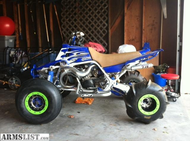 Custom Yamaha Blaster Rims