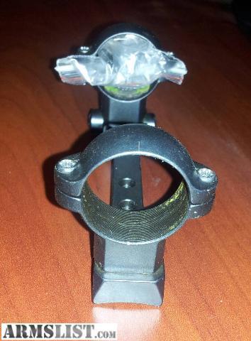 Leupold Ring Screws