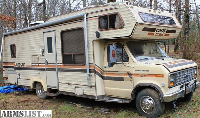 Armslist  Trade  1987 Ford Motorhome