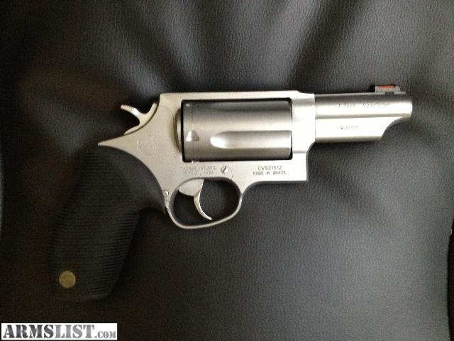 ARMSLIST - For Sale/Trade: Taurus Judge S/S with ammo - photo#24