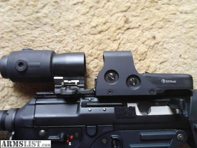 armslist for sale eotech 512a 65 and g23fts 3x magnifier