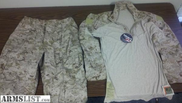 Military Uniforms & BDUs