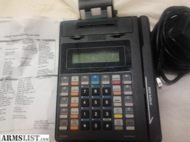 t7p credit card machine
