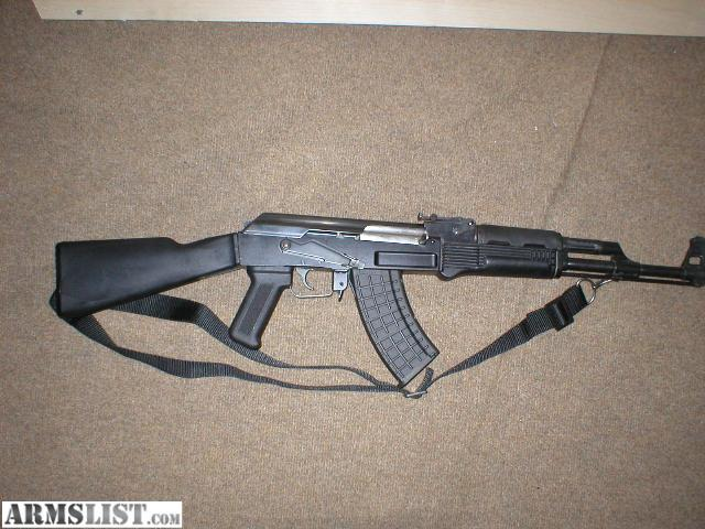 ARMSLIST - For Sale/Trade: Milled Bulgarian SLR100 AK47