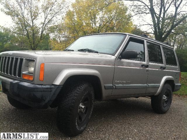 Used Tires Dayton Ohio >> ARMSLIST - For Sale: 2000 jeep cherokee sport XJ