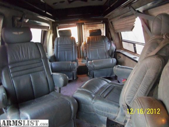 2000 E 350 Conversion Van