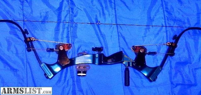 Compound Recurve Bow Hybrid