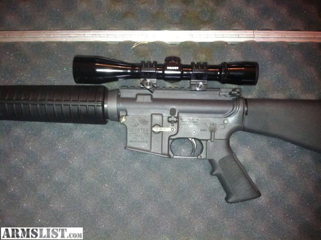 ARMSLIST - For Sale: Colt Sporter Competition HBAR .223 ...