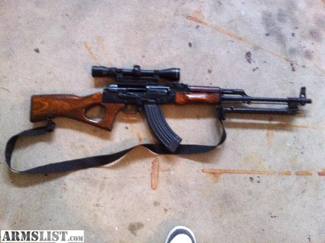 Pre ban ak 47 best hawaiian deals imported 1993with a stamp on it for proof original bi altavistaventures Image collections