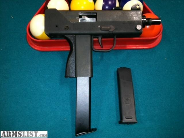 US Machinegun: M-11 & Mac-10 9mm Steel Slotted Barrel Extension ...
