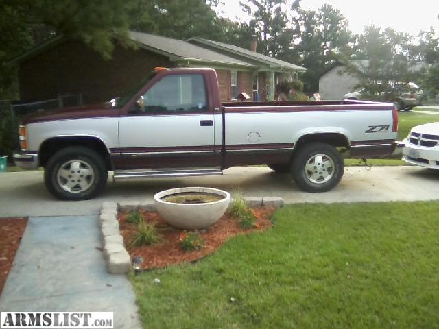 armslist for sale trade 1993 chevy silverado 1500 4x4. Black Bedroom Furniture Sets. Home Design Ideas