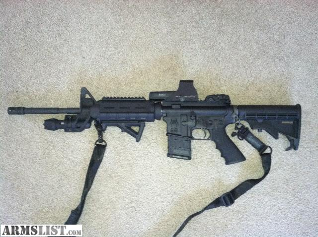 Armslist For Sale Spikes Tactical Ar 15 With Eotech