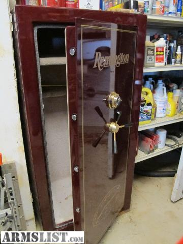 Armslist For Sale Remington Silver Series Gun Safe In