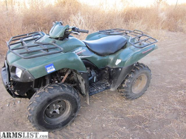 ARMSLIST - For Sale: 2006 kawasaki brute force 650cc v-twin