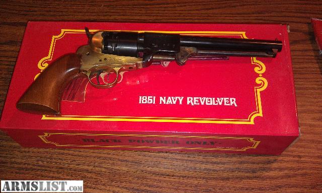 Armslist for sale 44 cal navy model 1851 replica - Replica mobel legal ...