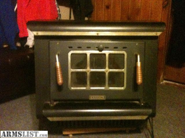 I have a nice wood burning stove that was only used 1 winter by my father  inlaw I got it from him about 5 years ago and never got around to put ... - ARMSLIST - For Sale/Trade: Earth Stove C200 Wood Burning Stove