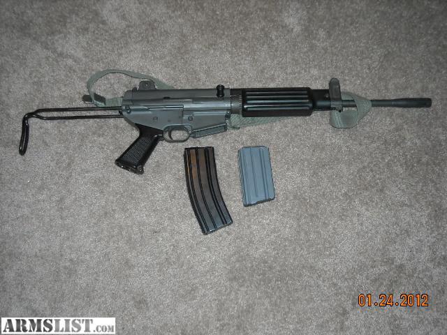 ARMSLIST - For Sale: daewoo k1a1 ault rifle