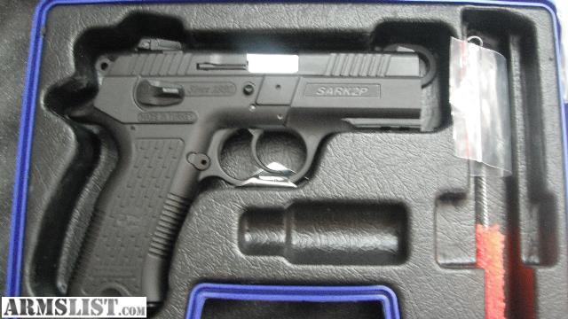 For Sale: EAA SAR K2P Semi-Auto Pistol 9mm