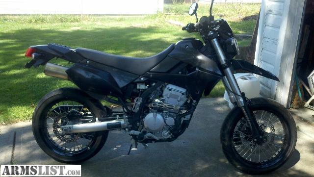 ARMSLIST - For Sale/Trade: 2009 Kawasaki KLX 250SF Dual Sport Dirt