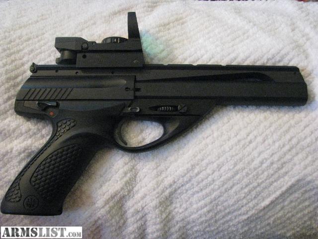 armslist for trade beretta u22 22 caliber target gun. Black Bedroom Furniture Sets. Home Design Ideas