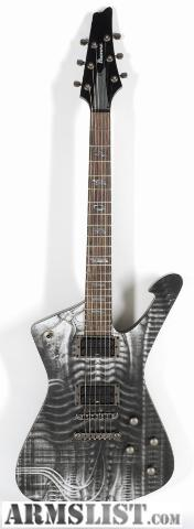 armslist for sale trade best looking guitar ibanez ic hrg2 with case and amp. Black Bedroom Furniture Sets. Home Design Ideas