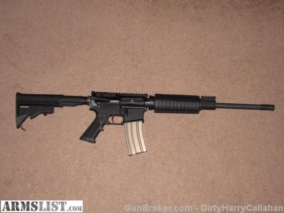 ARMSLIST - For Sale/Trade: Olympic Arms Ar15 Flat Top ...